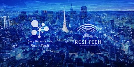 Open Network Lab Resi-Tech Accelerator Program tickets