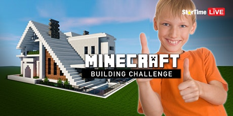 StarTime LIVE - Minecraft Building Challenge tickets
