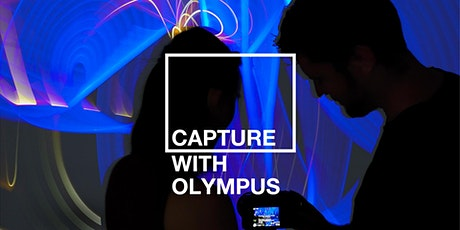 Capture with Olympus: Long Exposure (Live Stream) tickets