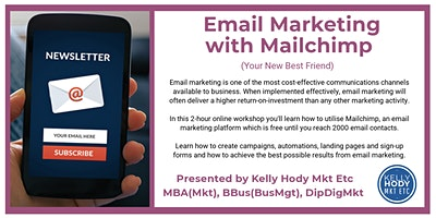 Email Marketing with Mailchimp (Your New Best Friend)