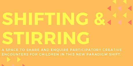 Shifting & Stirring #2: Responding slowly & trusting emergent process tickets
