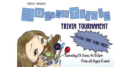 QuaranTrivia- Freeza Trivia Tournament tickets