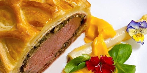 Beef Wellington - Social Cooking with Chef P.Lo