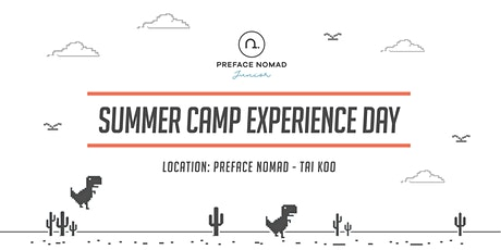 2020 Summer Camp Trial Workshop | Preface Nomad tickets