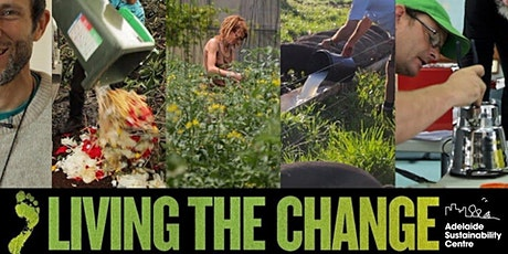 VIRTUAL Film Night & Shared Dinner - Living the Change tickets