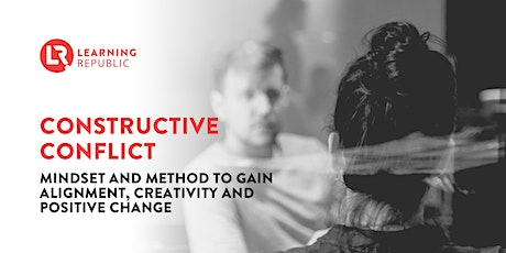 Constructive Conflict - Virtual Workshop tickets
