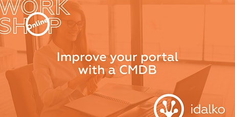 Improve your portal with a CMDB tickets