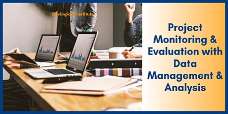 Training on Project M and E with Data Management and Analysis tickets