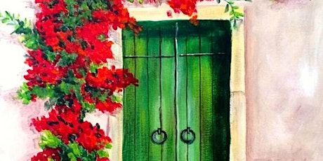 Paint and Sip Class: Green Door tickets
