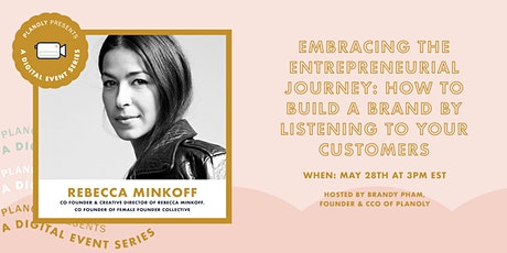 PLANOLY Presents: Embracing the Entrepreneurial Journey tickets