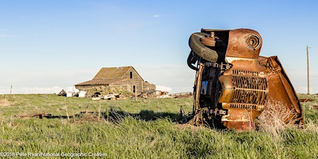 """Places Lost: How to Find + Photograph """"Abandoned Manitoba"""" (Morden) tickets"""