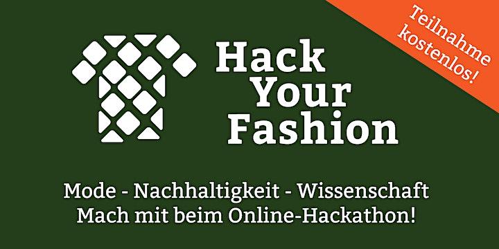 Hack Your Fashion Online-Hackathon: Bild