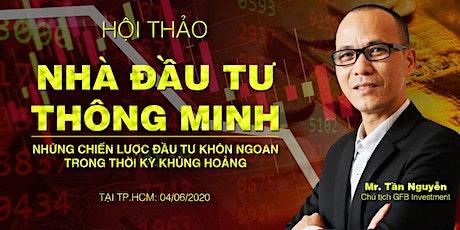 NHÀ ĐẦU TƯ THÔNG MINH-Chiến Lược Đầu Tư Chứng Khoán Dài Hạn tickets