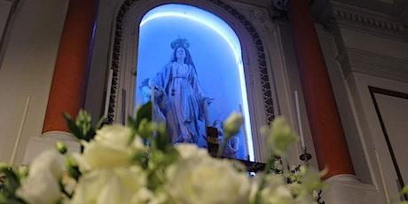 Celebrazione della Santa Messa Domenicale - Solennità di Pentecoste biglietti