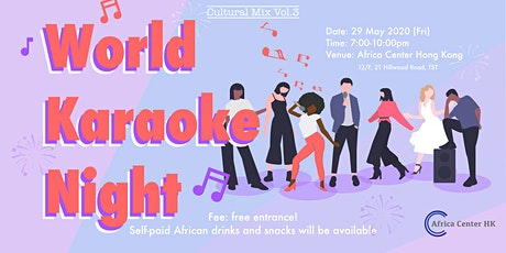 World Karaoke Night tickets