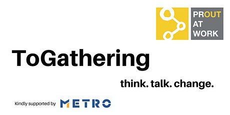 PROUT AT WORK ToGathering  mit METRO AG - virtueller Workshop Tickets