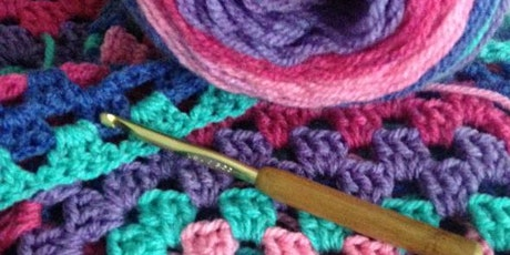 Crochet Workshop - Blankets for Beginners (2) tickets