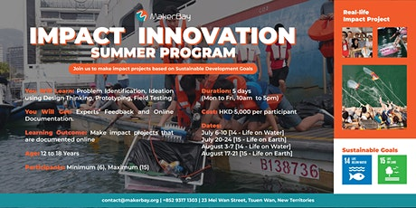 Impact Innovation Summer Program tickets