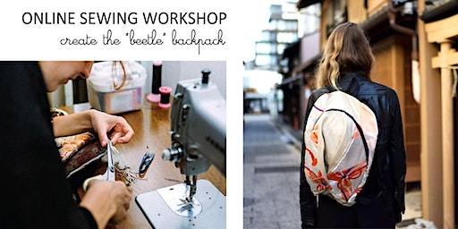 Backpack Creation & Sewing Workshop
