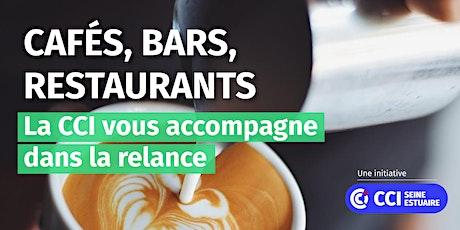 Cafés, Bars, Restaurants : Mise à jour du Document Unique face au COVID-19 billets