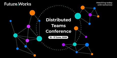 Distributed Teams Conference tickets