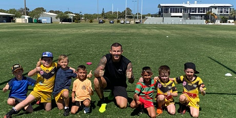 Skills & Speed With Todd Carney- Ages 8-11 tickets