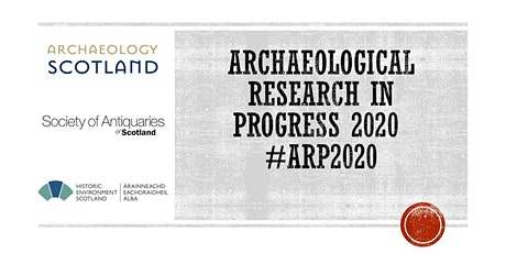 Archaeological Research in Progress Conference 2020 tickets