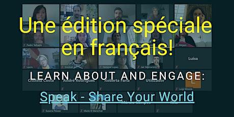 "En français: Learn About & Engage with Lisbon's Impact Initiatives"" bilhetes"