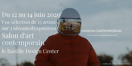 Salon Maison Contemporain (Le Bastille Design Center) billets