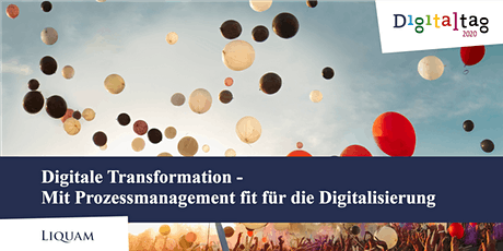 Digitale Transformation - Mit Prozessmanagement fit für die Digitalisierung Tickets