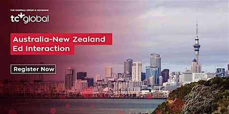 Australia-New Zealand Virtual Ed Interaction Hosted by TC Global tickets