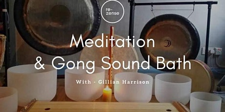 Gong Bath Sound Healing on 27th May in Mui Wo tickets