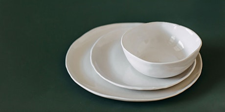 Ceramic Dinner Set Pottery Workshop tickets