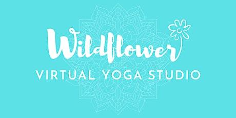 Traditional Hatha Yoga - Online Yoga Class tickets
