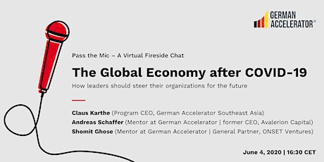 The Global Economy after COVID-19 tickets