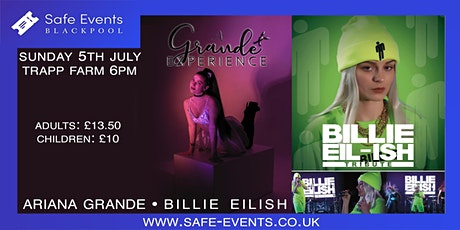 Billie Eilish meets Ariana Grande - Drive In LIVE Concert - COVID-19 SAFE tickets