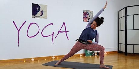 Yoga y Pilates en Casa ¡Gratis! entradas