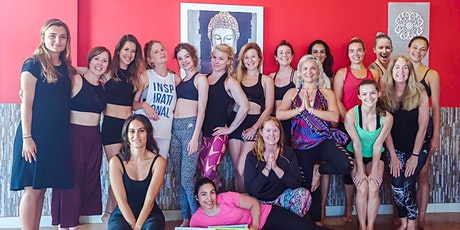Resiliency and Empowerment Trauma Informed Yoga Training bilhetes