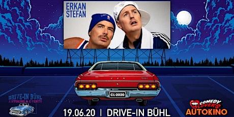 Erkan und Stefan LIVE! im Drive-in Bühl Tickets