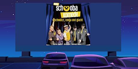 KULTUR IM AUTO - Schwobakomede  A&E Gscheidle, Kehrwoch Mafia 2.0, M. Z. Tickets