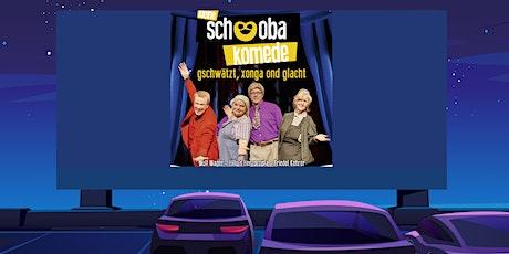KULTUR IM AUTO - Schwobakomede Hillus Herzdropfa, Wulf Wager,Friedel Kehrer Tickets