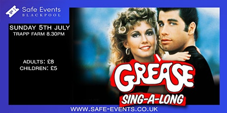 Grease Singalong - Drive In Movie - COVID-19 Safe tickets