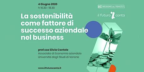 La sostenibilità come fattore di successo aziendale nel business biglietti