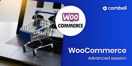 Een webshop bouwen in WooCommerce – advanced sessie tickets