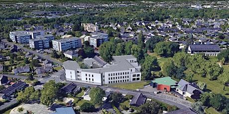 Visitez le Campus de l'ESAIP en toute sécurité billets