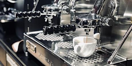 Siebträger Kaffeemaschine (MSU) Tickets