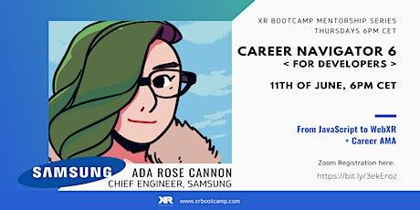 Career Navigator 6 - For Developers tickets