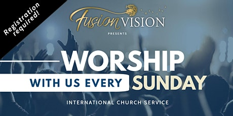 Fusion Sunday Service! tickets
