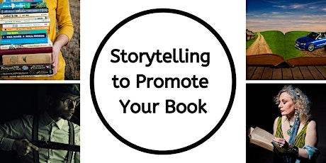 Storytelling to Promote Your Book tickets