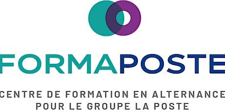 Information Collective FORMAPOSTE en ligne billets